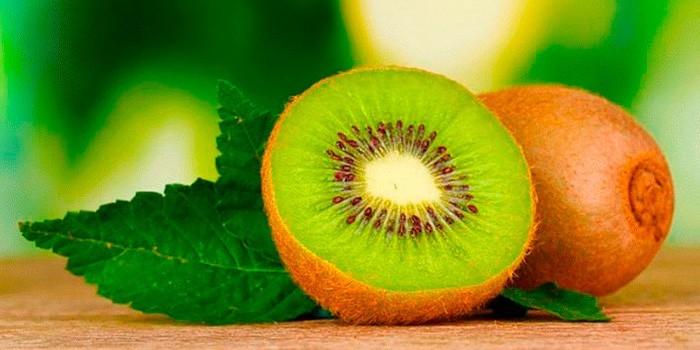 Полезные свойства и вред плодов киви