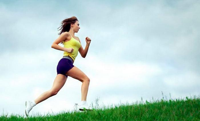 Бег - упражнение на выносливость