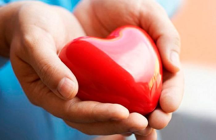 5 простых шагов к здоровью сердца