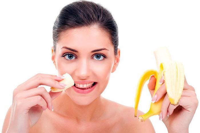 Применение бананов в косметологии