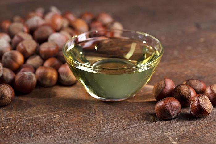 Полезные свойства масла фундука