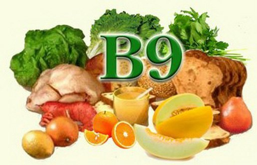 Польза фолиевой кислоты (витамин b9) для организма