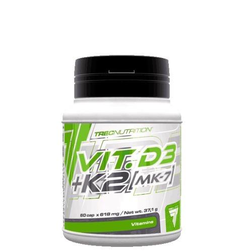 Trec витамин D3 + K2