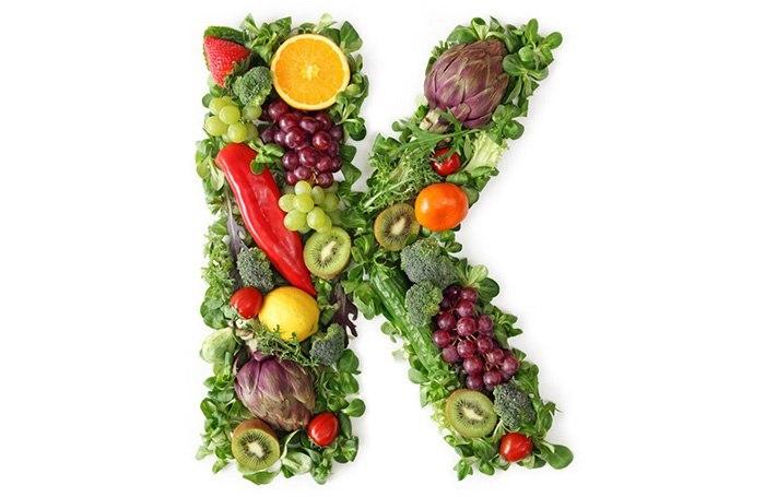 Витамин К — в каких продуктах содержится