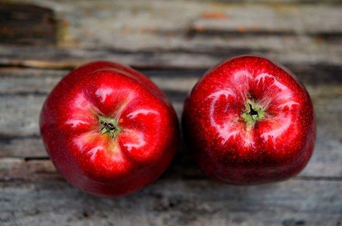 Вред яблок для организма человека