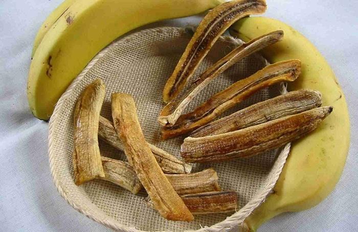 Польза и вред сушеных бананов для организма