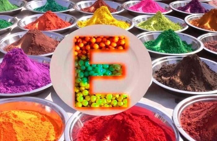 Вред пищевой добавки E551