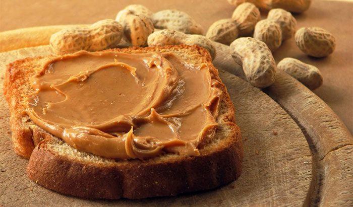 Арахисовое масло улучшает память