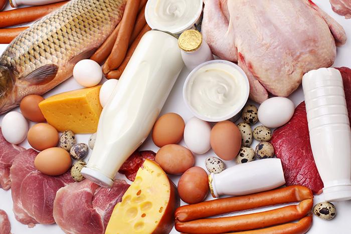 В каких продуктах содержится витамин B12