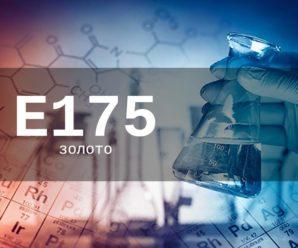 Пищевая добавка Е175 — опасна или нет
