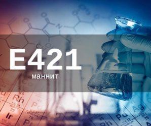 Пищевая добавка Е421 — опасна или нет