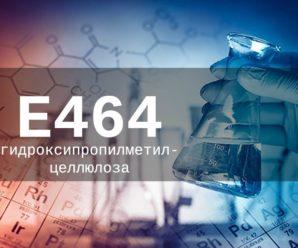 Пищевая добавка Е464 — опасна или нет