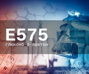 Пищевая добавка Е575 — опасна или нет
