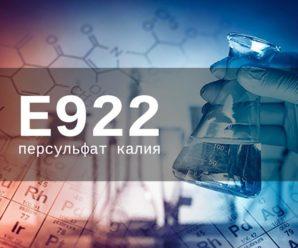 Пищевая добавка Е922 — опасна или нет