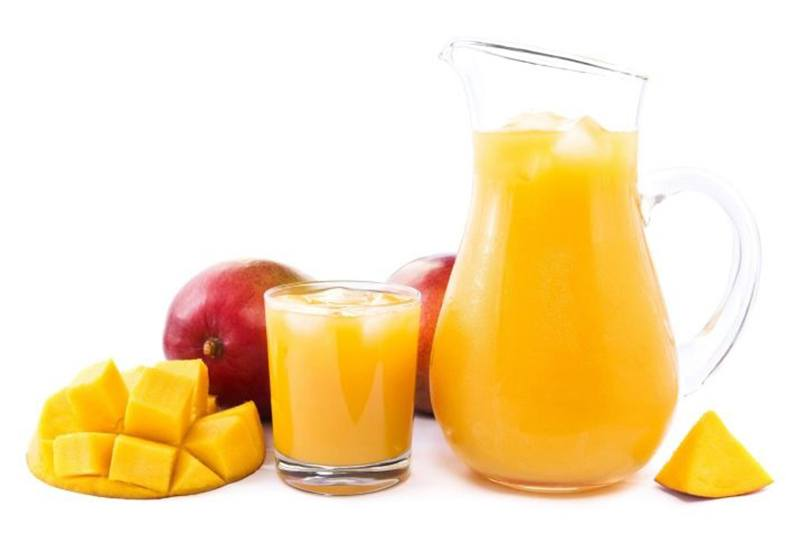 Полезные свойства сока манго для организма