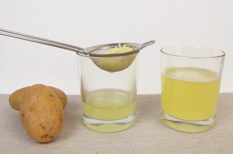 Как нужно готовить лекарство из картофеля