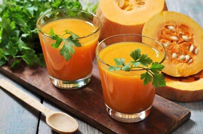 Как употреблять сок из тыквы при язве