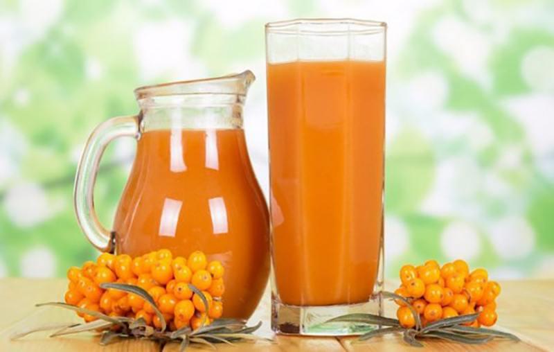 Как делать сок из облепихи в домашних условиях