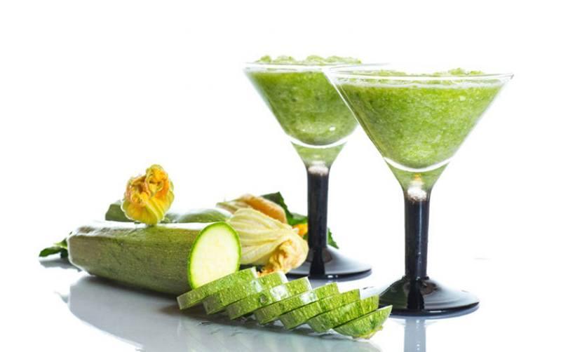 Как правильно употреблять кабачковый сок