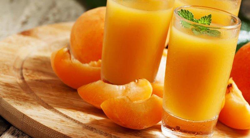 Как делать сок из абрикосов в домашних условиях