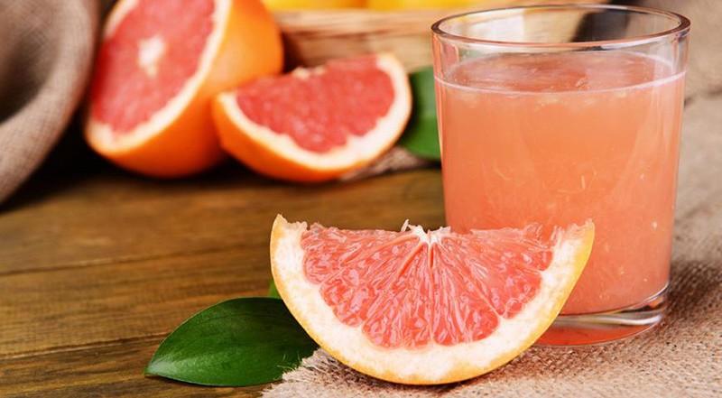 Как сделать сок из грейпфрута в домашних условиях