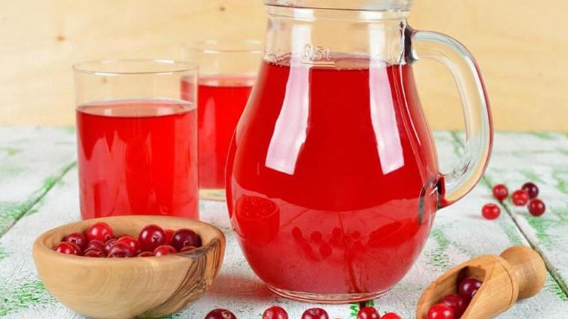 Полезные свойства сока из брусники для женщин и мужчин, девушек и парней