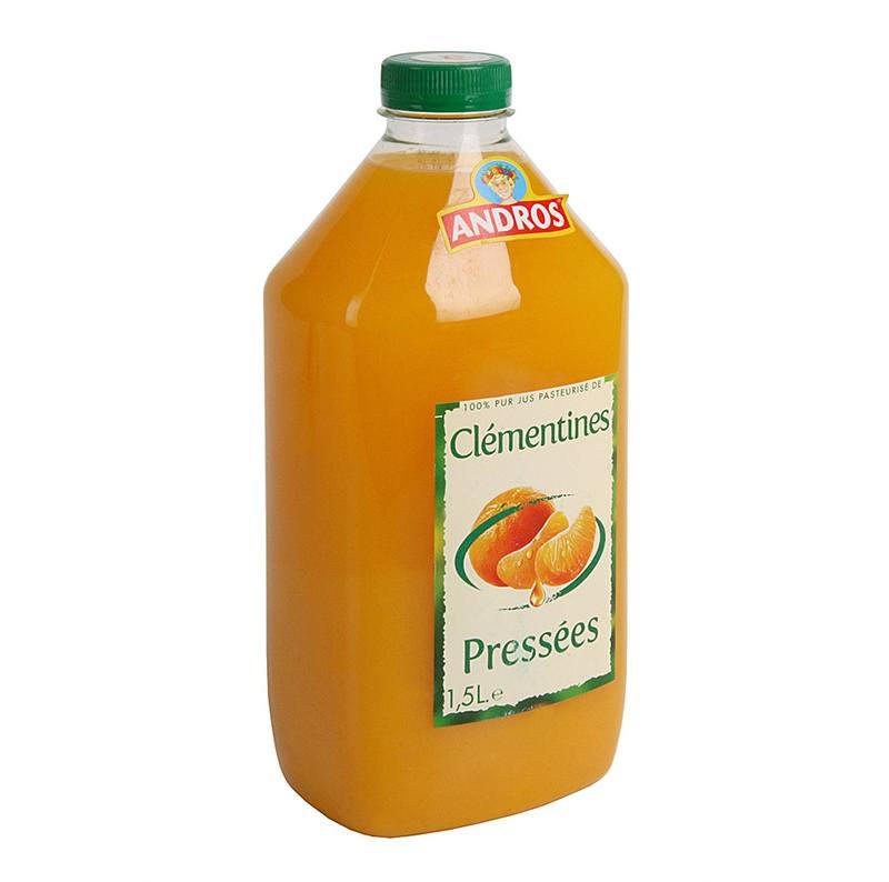Почему нет мандаринового сока в продаже