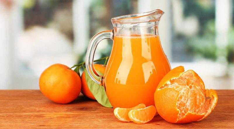 Полезные свойства мандаринового нектара для мужчин и женщин, для девушек и парней