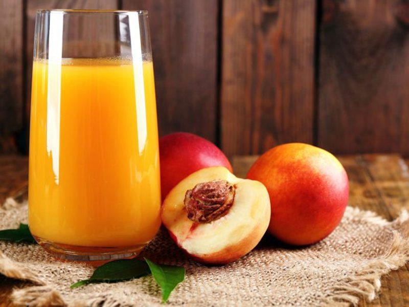 Полезные свойства персикового нектара для организма