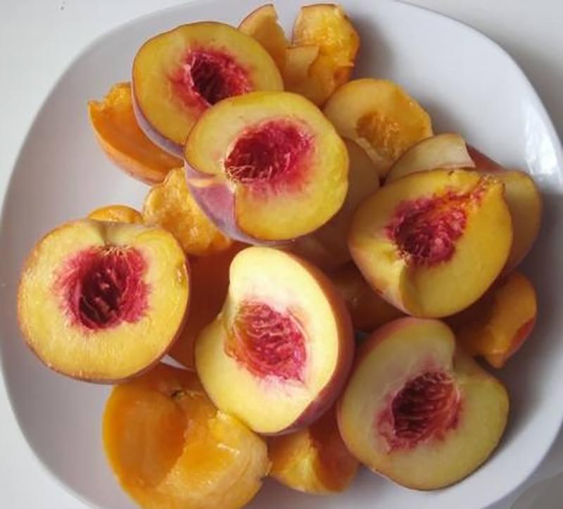 Как делать сок из персика в домашних условиях