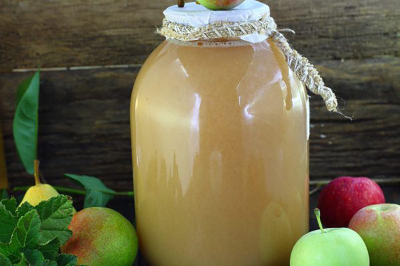 Как сделать грушевый сок на зиму