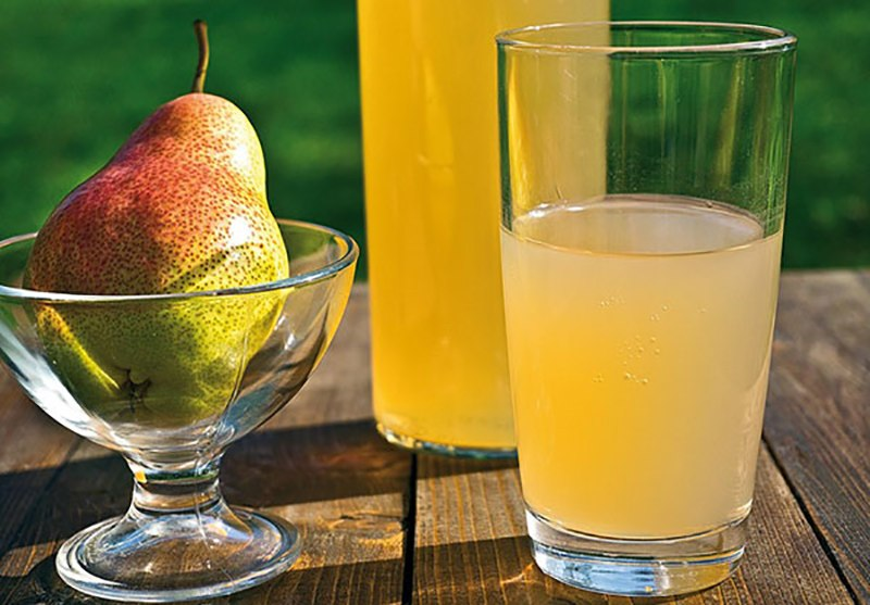 При каких заболеваниях пить грушевый сок