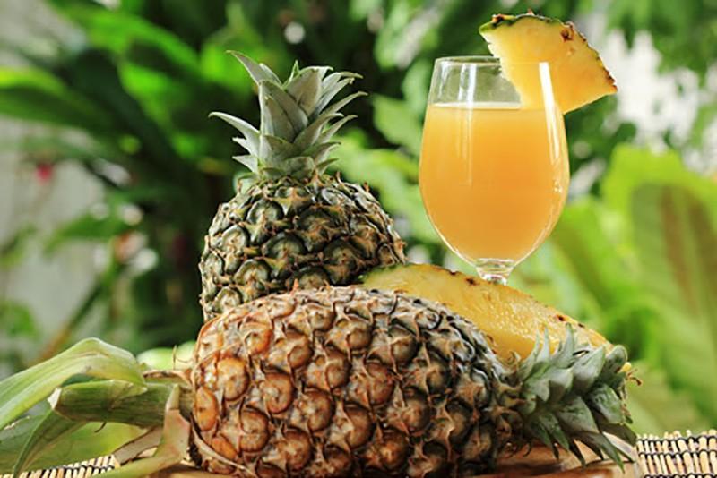 Как правильно пить ананасовый сок