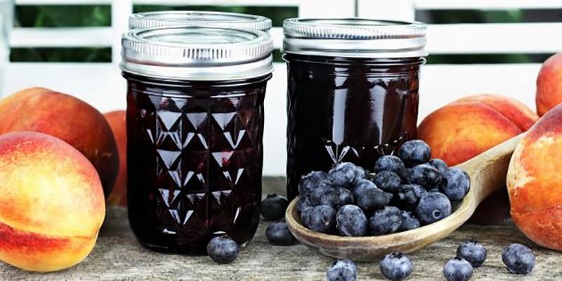 Как заготовить черничный сок на зиму