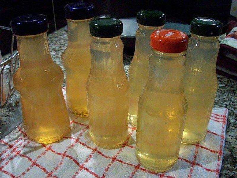Как заготовить крыжовниковый сок на зиму