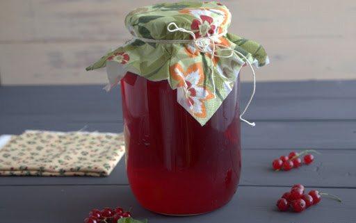 Как приготовить сок из красной смородины на зиму