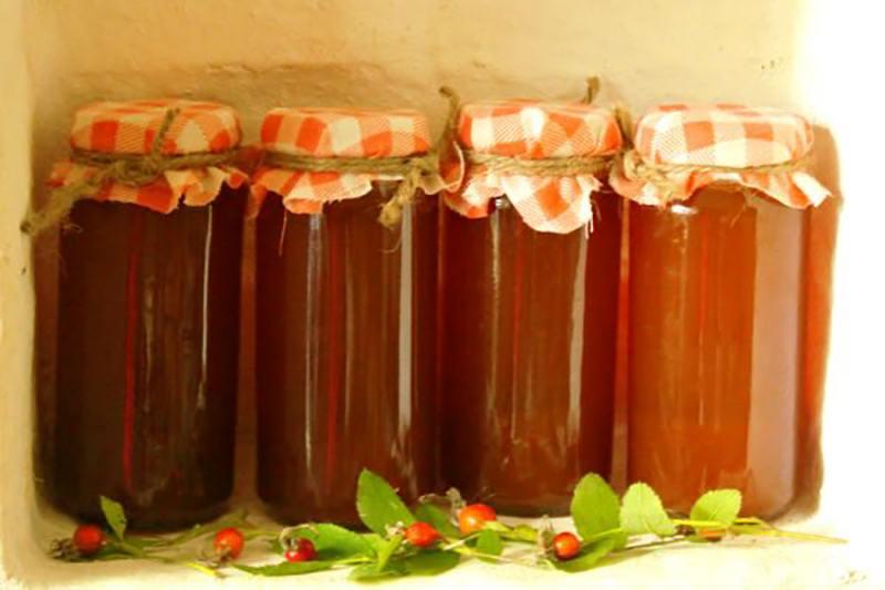 Как заготовить шиповниковый сок на зиму