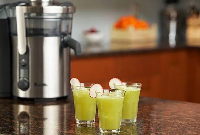 Как сделать сок из сельдерея в домашних условиях