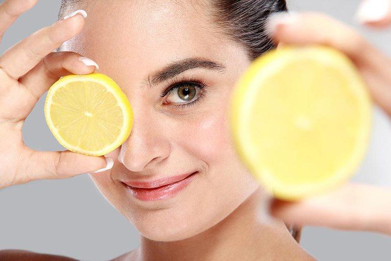Как использовать лимонный сок для лица