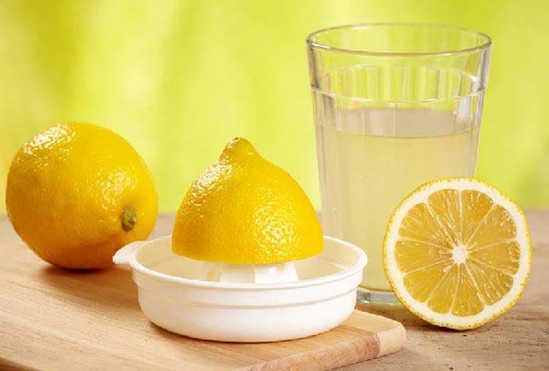 Как приготовоить сок из лимона в домашних условиях
