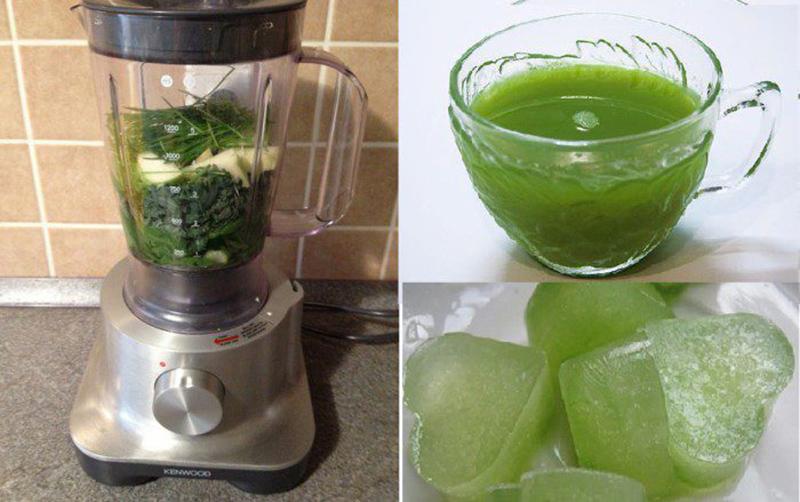 Как делать сок из петрушки в домашних условиях