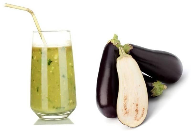 Полезные свойства напитка из баклажана для мужчин и женщин, девушек и парней