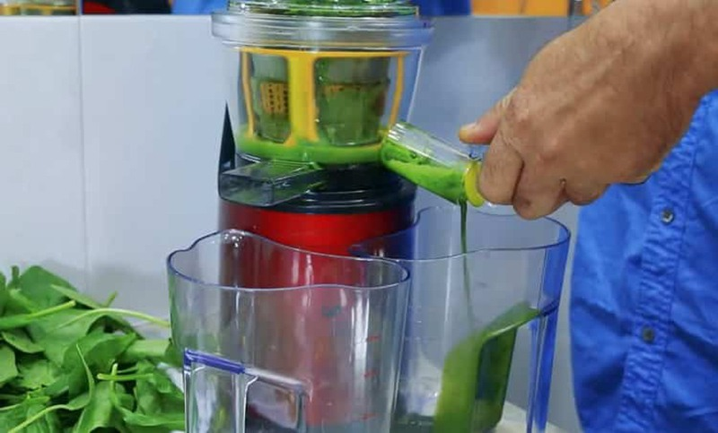 Как делать сок из шпината в домашних условиях